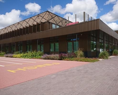 Basisschool De Fontein Den Helder.Zonwerende Rolgordijnen Voor Scholen Van Lager Tot Hoger Onderwijs